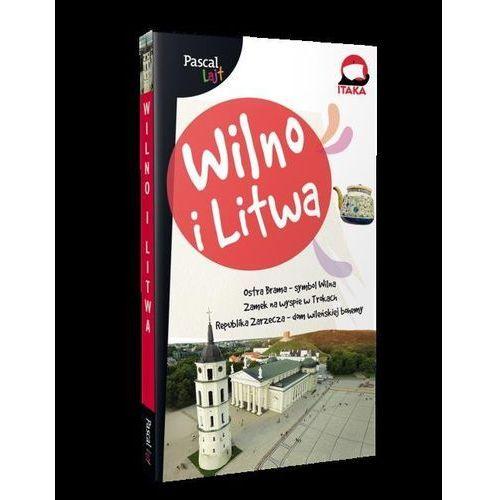 Wilno i Litwa PASCAL LAJT (156 str.)