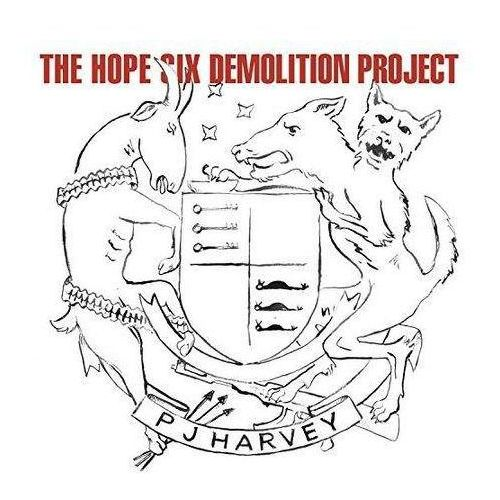 Universal music Pj harvey - the hope six demolition project (0602547737588)