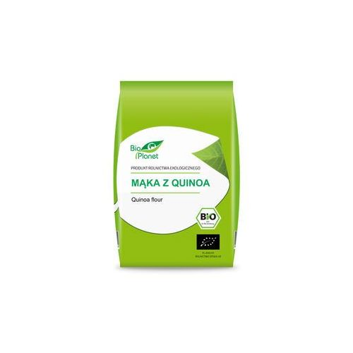 Bio planet Mąka z quinoa bio 350g - (5907814668479)