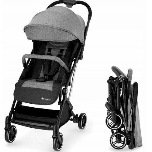 KinderKraft wózek Sport Indy Grey, KKWINDYGRY0000