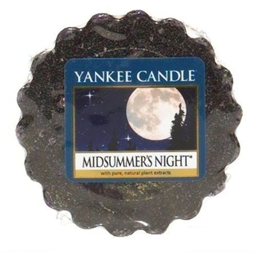 Wosk zapachowy - Midsummer's Night - 22g - Yankee Candle