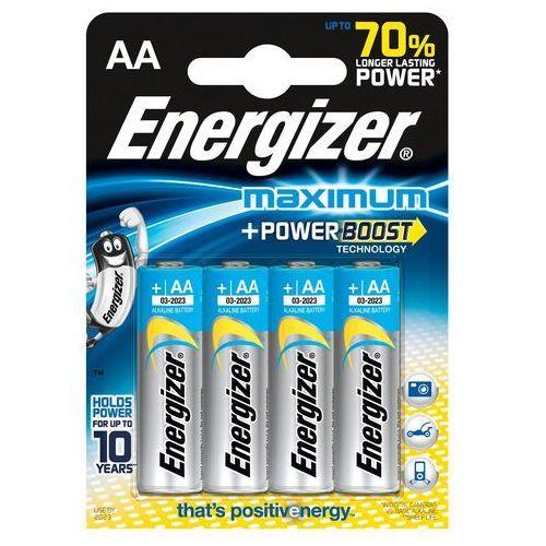 Bateria ENERGIZER Maximum AA LR6/4 szt. (7638900297492)