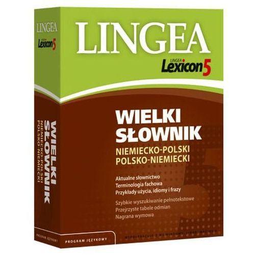 Lexicon 5. Wielki słownik niemiecko-polski, polsko-niemiecki (2013)