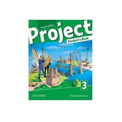 Project 3. Szkoła podstawowa, część 3. Język angielski. Podręcznik. Fourth edition. (88 str.)