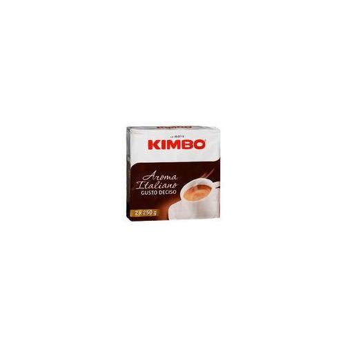 Kimbo aroma italiano gusto deciso 10 x 0,25 kg mielona (8002200106027)
