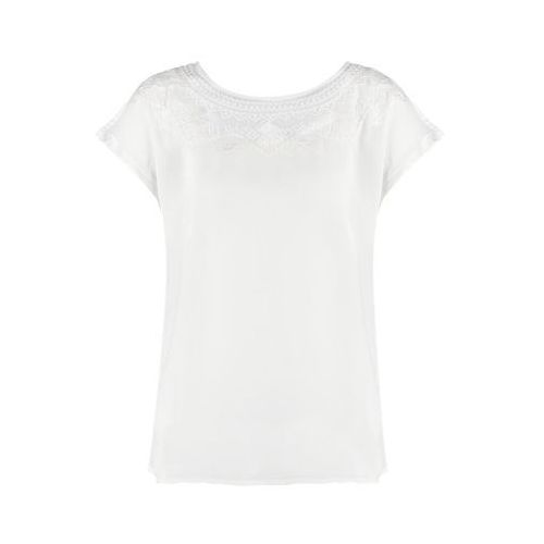 Esprit Tshirt z nadrukiem white