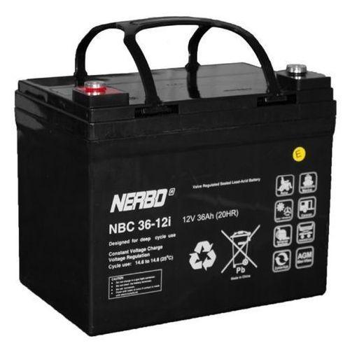 NBC 36-12i Bateria do wózków inwalidzkich elektrycznych - oferta (d595d6aa2f43931e)
