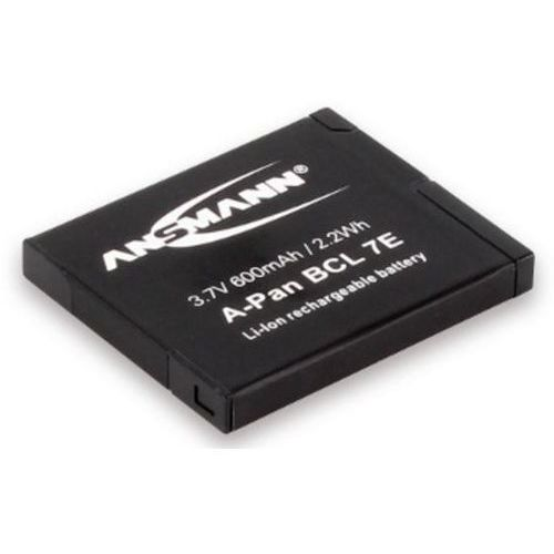 Akumulator do panasonic a-pan dmw bcl 7e (600 mah) marki Ansmann