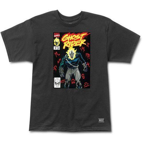 koszulka GRIZZLY - Grizzlyxghost Rider Cover Black (BLACK) rozmiar: L, 1 rozmiar