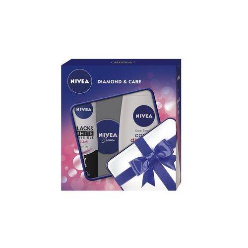 NIVEA Diamond & Care Zestaw kosmetyków