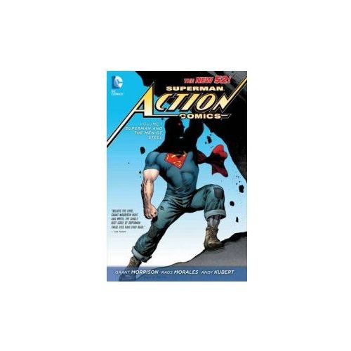Superman Action Comics Volume 1: Superman and the Men of Ste