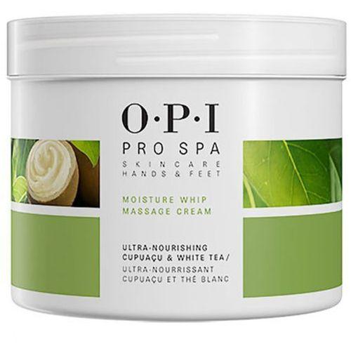 pro spa moisture whip massage cream nawilżający krem do masażu dłoni i stóp (758 g.) marki Opi