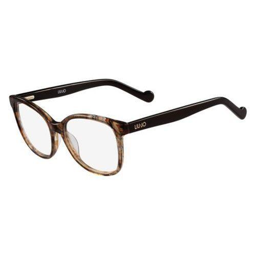 Okulary korekcyjne lj2652 265 marki Liu jo