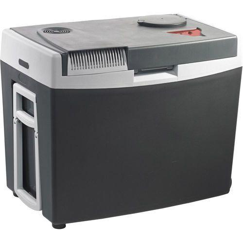 Lodówka turystyczna, samochodowa, termoelektryczna MobiCool G35 AC/DC 9105330190, 12 V, 230 V, 34 l, szary