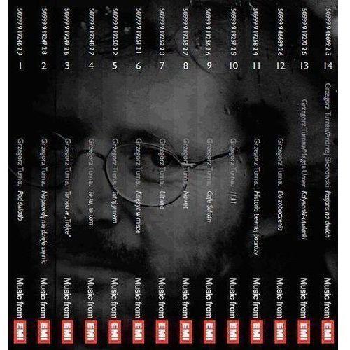 Warner music / pomaton Pasjans na dwóch [reedycja] [digipack] - grzegorz turnau, andrzej sikorowski