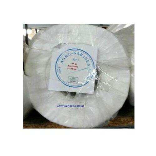 Agrowółknina zimowa PP 50 g/m2 biała 3,2 x 100 mb. Rolka 8,50 kg. - produkt z kategorii- folie i agrowłókniny