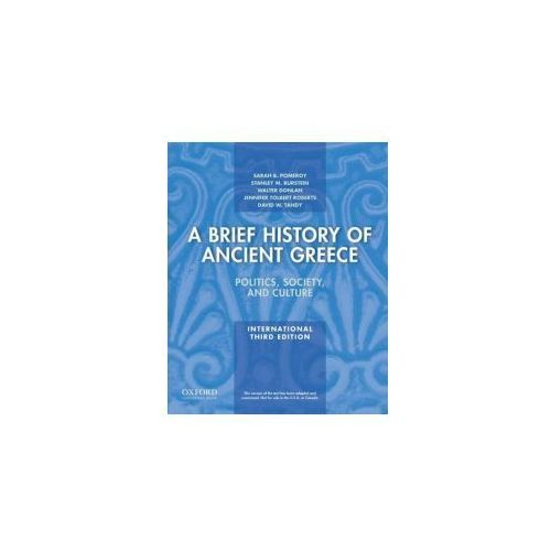 Brief History of Ancient Greece, International Edition (9780199981564)