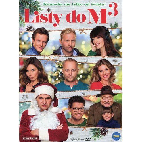Listy do M. 3 DVD + książka (Płyta DVD) (9788381176033)