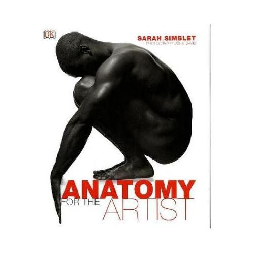 Anatomy for the Artist (9780751334418)
