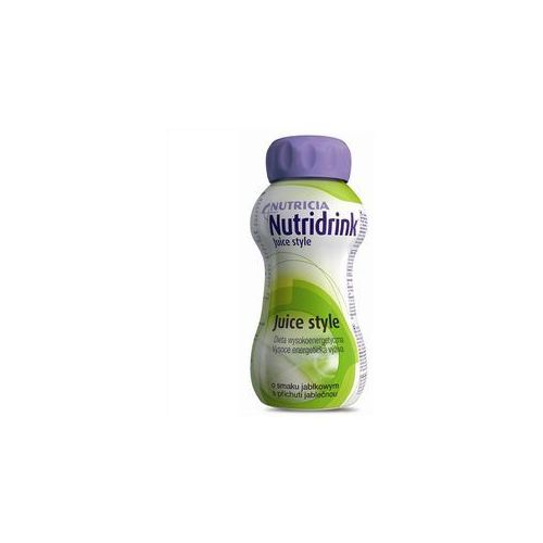 Oferta Nutridrink Juice Style jablko x 200ml [05c7217f5761525f]