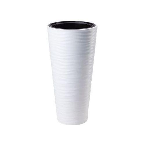 Doniczka SAHARA SLIM 40 x 40 x 79 cm FORM-PLASTIC