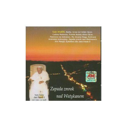 Zapada zmrok nad Watykanem - CD