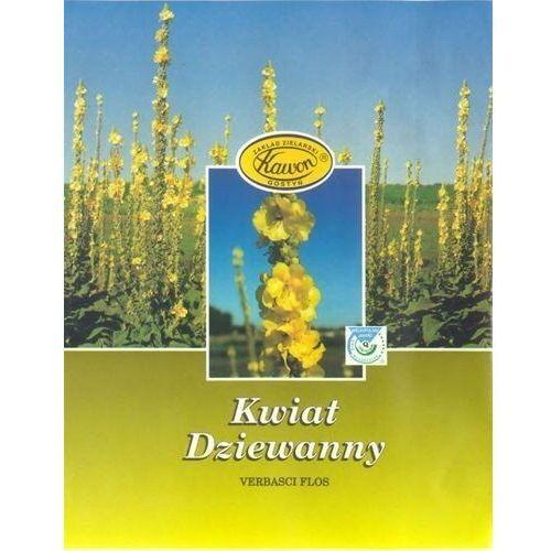Kwiat dziewanny 25g marki Kawon