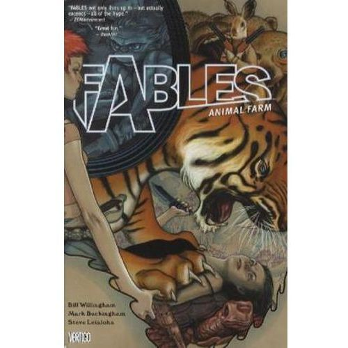 Steve Leialoha - Fables, Willingham, Bill