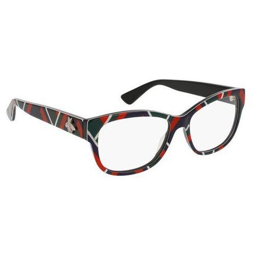 Okulary korekcyjne gg0098o 004 marki Gucci