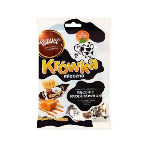 250g krówka mleczna cukierki marki Wawel