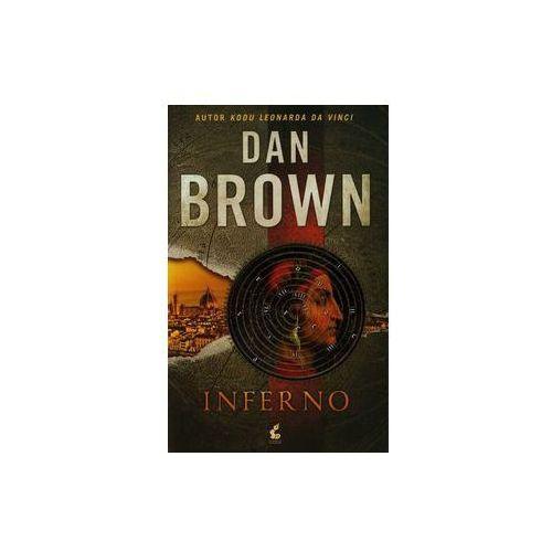 Inferno - Dan Brown OD 24,99zł DARMOWA DOSTAWA KIOSK RUCHU (9788379991518)
