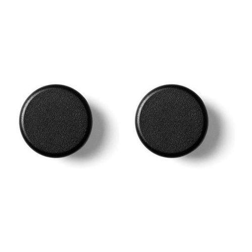Wieszaki knobs, 2 szt, czarny - marki Menu