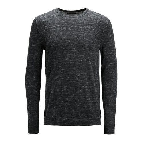 sweter dark grey melange, Jack & jones, S-XXL