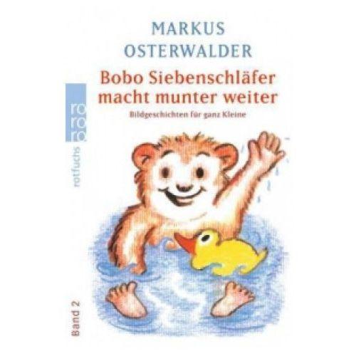 Bobo Siebenschläfer macht munter weiter (9783499204166)