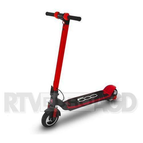 Hulajnoga elektryczna FIAT F500-F80R Czerwony DARMOWY TRANSPORT (4897040788946)