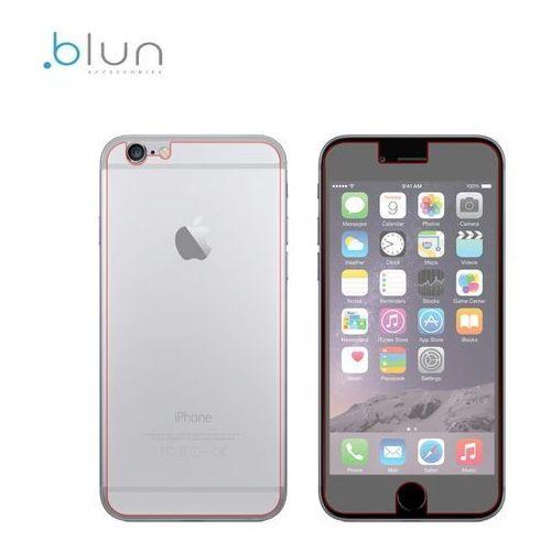 Szkło hartowane tempered glass do apple iphone 6g/ 6s plus przód+tył marki Pozostali