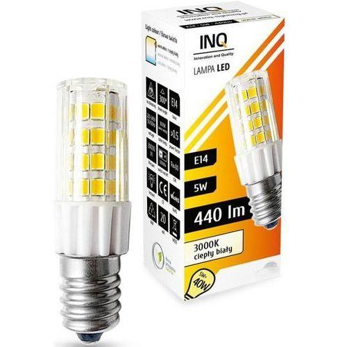 ŻARÓWKA LED INQ Żarówka LED INQ 830 PC 5W T20 E14