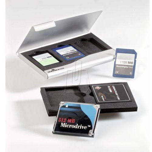 Etui na karty pamięci MEMORY CARD BOX z aluminium 5309 23, DU822