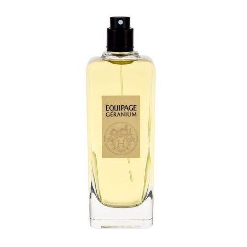 Hermes Equipage Geranium woda toaletowa 100 ml tester dla mężczyzn (3346138920832)