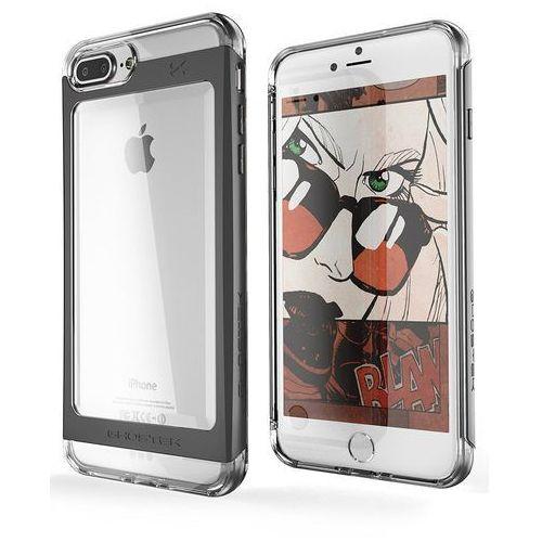 Etui Ghostek Cloak 2 Apple iPhone 8 Plus/7 Plus Black + Szkło