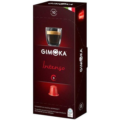 Gimoka Intenso kapsułki do Nespresso – 10 kapsułek (8003012001708)
