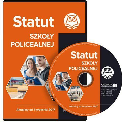 Statut szkoły policealnej Aktualny od 1 września 2017 (9788326967108)