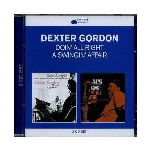 Dexter Gordon - CLASSIC ALBUMS: DOIN' ALL RIGHT/A SWINGIN' AFFAIR, U7396792