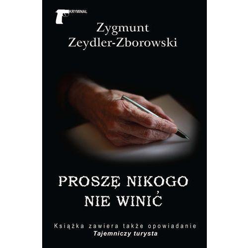 Proszę Nikogo Nie Winić (160 str.)