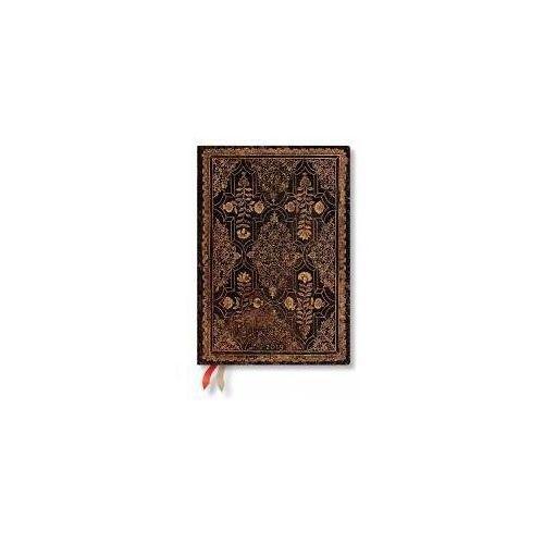 Kalendarz książkowy midi 2019 12m mahogany marki Paperblanks