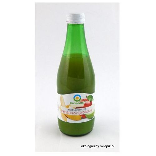 Bio food Sok bananowy 300 ml (5907752683244)