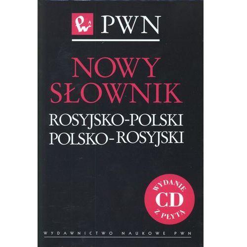 Nowy Słownik Rosyjsko-Polski Polsko-Rosyjski PWN, oprawa twarda