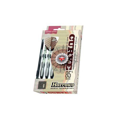Harrows darts Harrows rzutka dart curve 85% 18gr