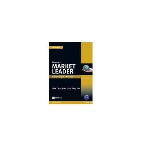 Market Leader 3Ed Elementary Active Teach. Oprogramowanie Tablicy Interaktywnej (2013)