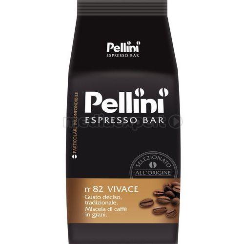 Kawa pellini Kawa ziarnista pellini espresso bar vivace 1kg (8001685122423)